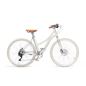 e-bike stella donna bianco - pearly white women's e-bike
